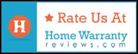 Rate Us At homewarrantyreviews.com