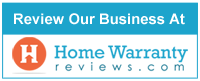 Rate Us At homewarrantyreviews.com