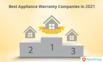 Best Appliance Warranty Companies in 2021