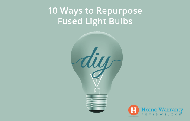 DIY Ideas to Repurpose Light Bulbs with Instructions
