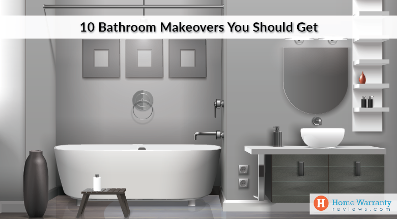 10 Bathroom Makeovers You Should Get