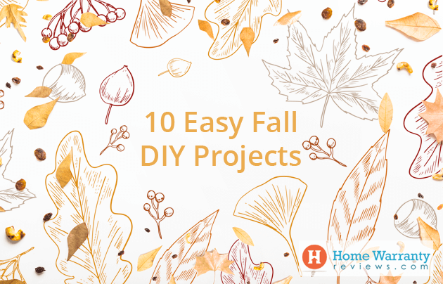 10 Easy Fall DIY Projects