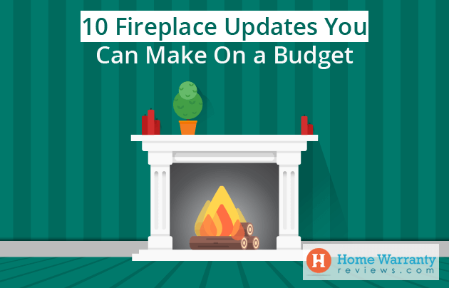 10 Fireplace Updates That Are Budget Friendly