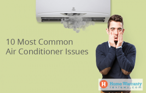 10 Most Common Air Conditioner Issues