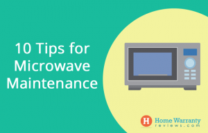 10 Tips for Microwave Maintenance