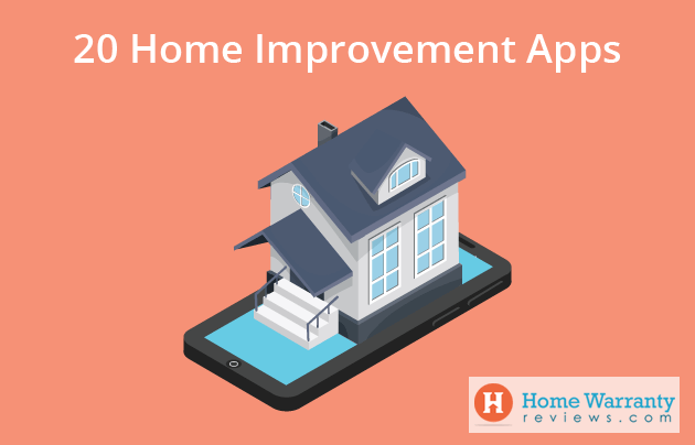 20 home improvement apps to use in 2018 for Apps for home remodeling