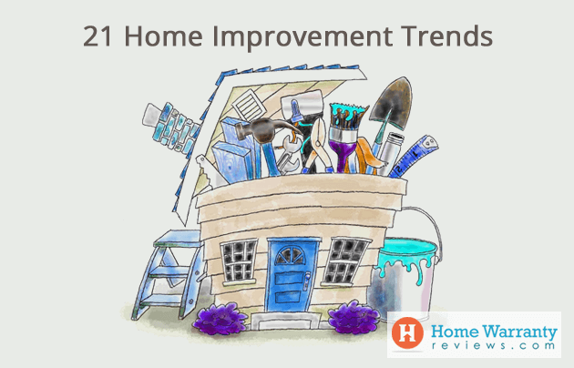 21 Home Improvement Trends