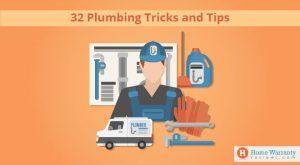 32 Plumbing Tricks and Tips