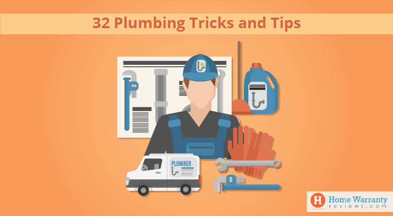 32 Plumbing Tricks and Tips