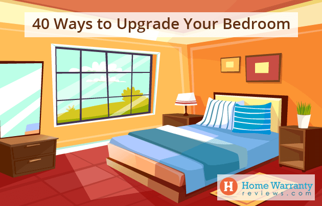 40 Ways to Upgrade Your Bedroom