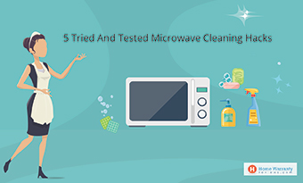 5 Tried And Tested Microwave Cleaning Hacks