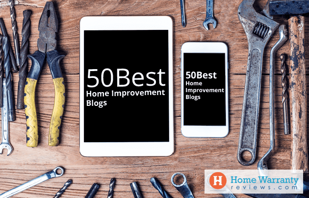 50 Best Home Improvement Blogs