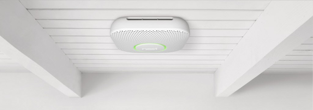 Nest Protect Remote Home System Demonstration