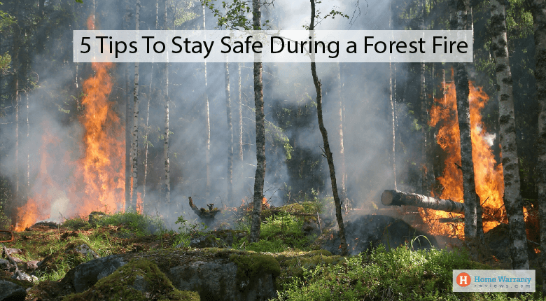 California Fire Causes Significant Damage: 5 Tips To Stay Safe
