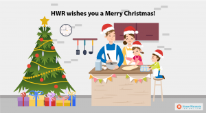 HWR Wishes You a Merry Christmas