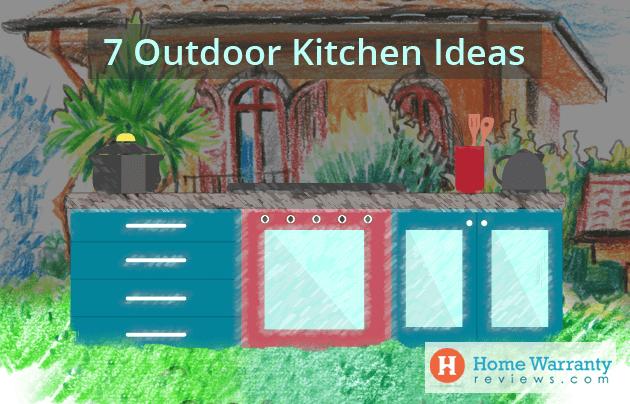 7 Outdoor Kitchen Ideas