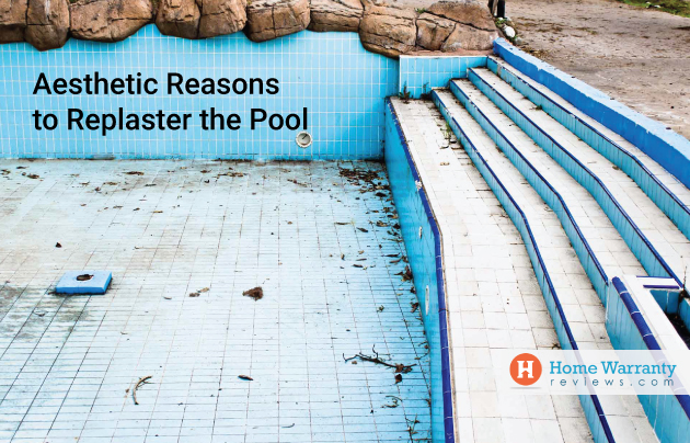 Aesthetic Reasons to Replaster the Pool