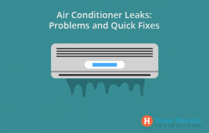Air Conditioner Leaks Problems and Quick Fixes