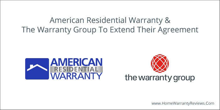 American Residential Warranty and The Warranty Group To Extend Their Agreement