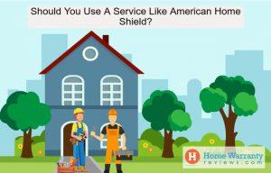 use a service like AHS
