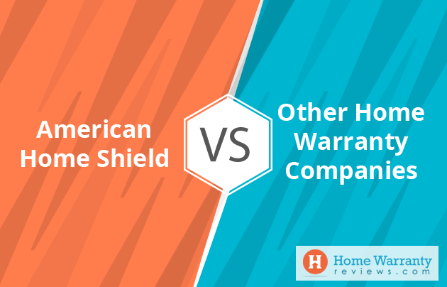 american home shield versus the competition