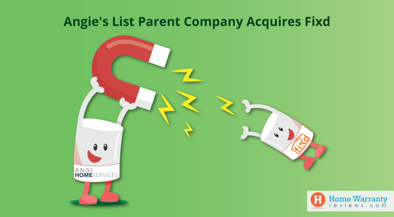 Angie's List Parent Acquires Fixd