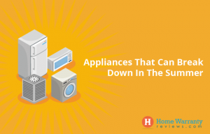 Appliances That Can Break Down in Summer