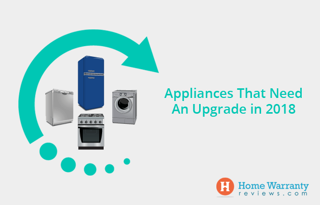 HWR Appliance Upgrade