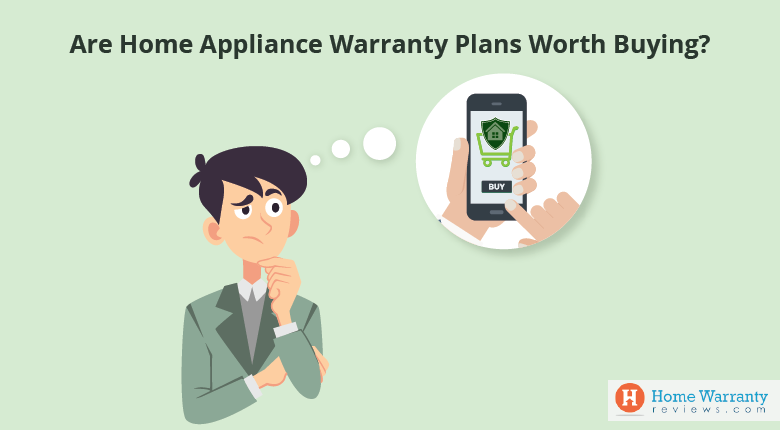 Are Home Appliance Warranty Plans Worth Buying?