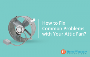 fix attic fan problems