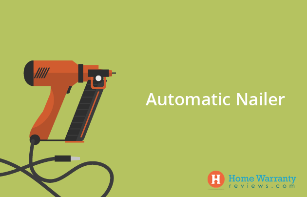 Automatic Nailer- essential toolbox