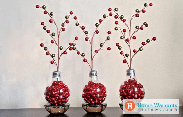light bulb decoration ideas with steps