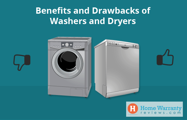 Benefits and Drawbacks of Washers and Dryers