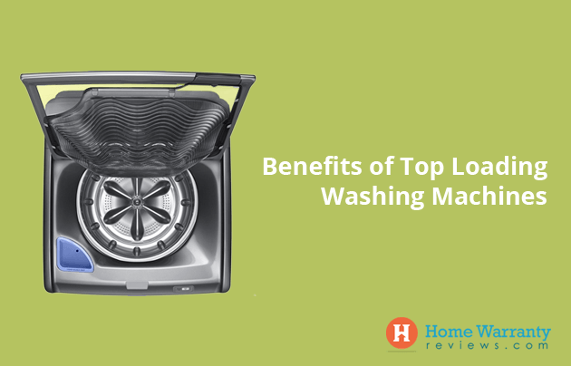 Benefits of Top Loading Washing Machines