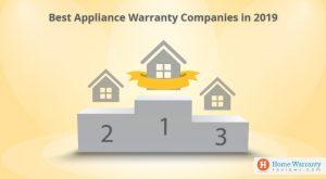 Best Appliance Warranty Companies 2019