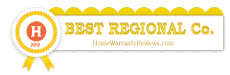Home Warranty Best regional company