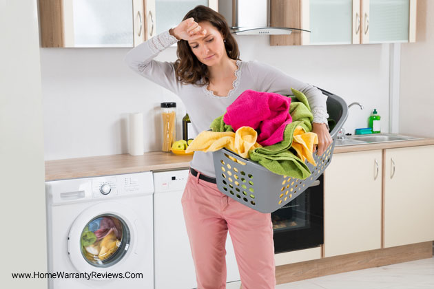 How having a functional appliance, especially a washer, helps in keeping the peace of mind? – By using Home Warranty!