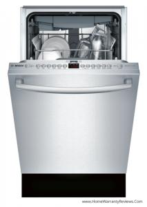 Bosch 800 Dishwasher