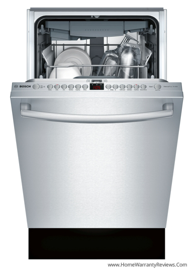 Bosch 800 Dishwasher