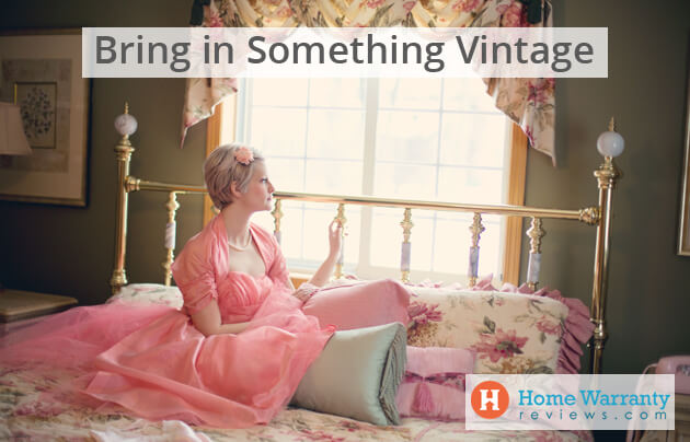 Bring in Something Vintage