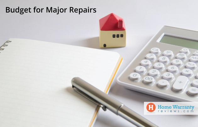 Budget for Major Repairs