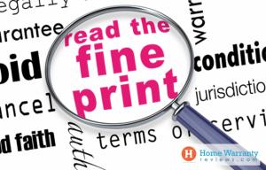 home warranty buyer tips