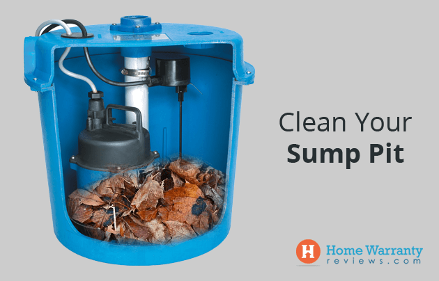 Clean Your Sump Pit