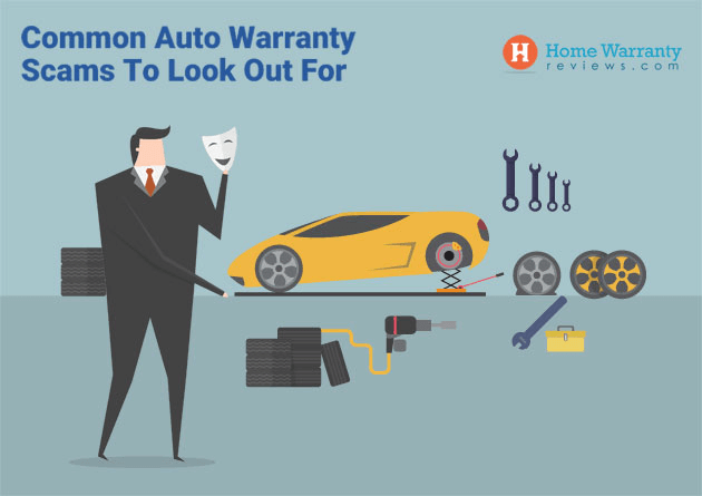 Common Auto Warranty Scams to Look For