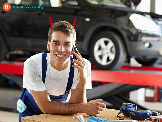 Auto Warranty Scam