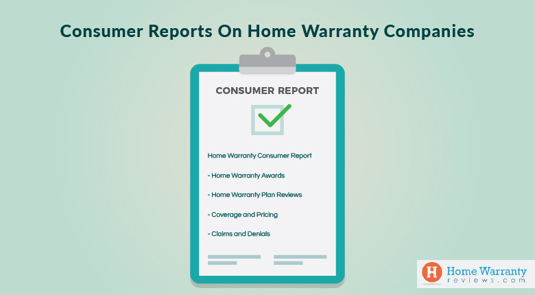 Consumer Reports On Home Warranty Companies