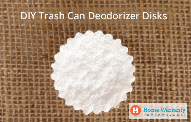 DIY Trash Can Deodorizer Disks