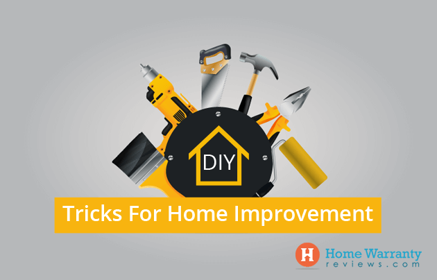 DIY Tricks For Home Improvement