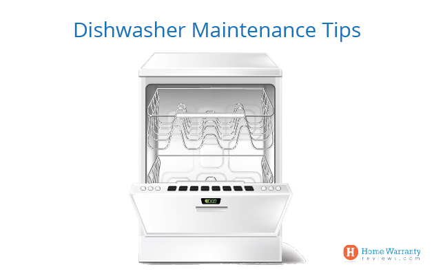 16 Dishwasher Maintenance Tips