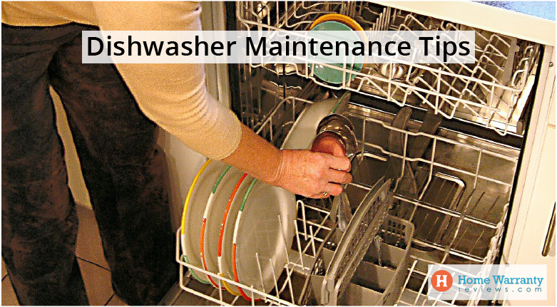 Dishwasher Maintenance Tips